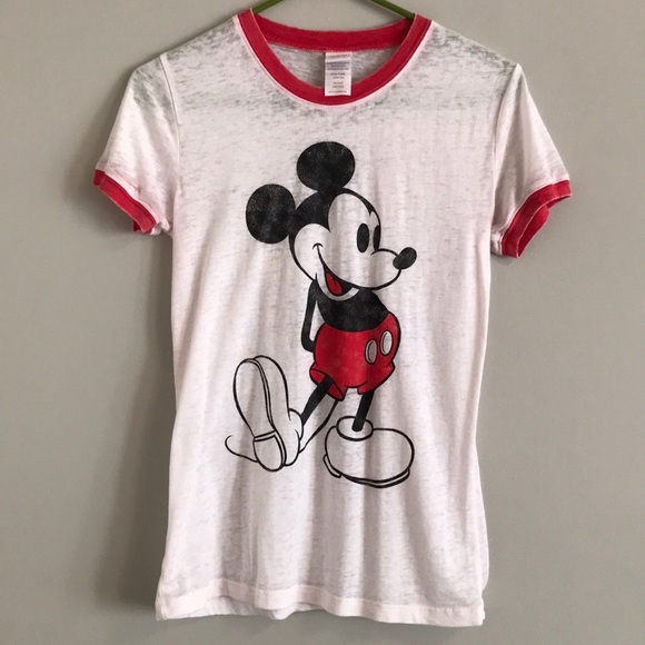 a6815385c90 Disney Tops - Women's Disney Mickey Mouse Tee
